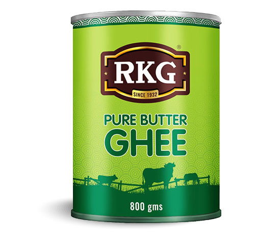 Pure ghee brands in India