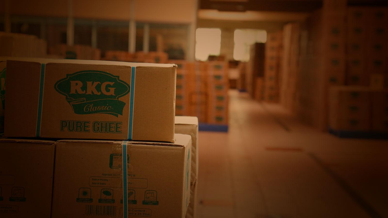 Ghee exporters