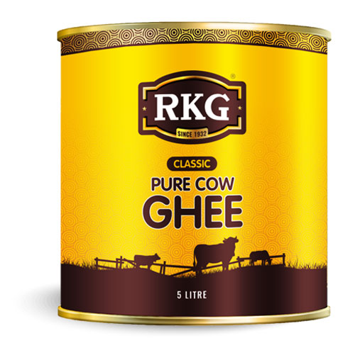 Top ghee brands in India